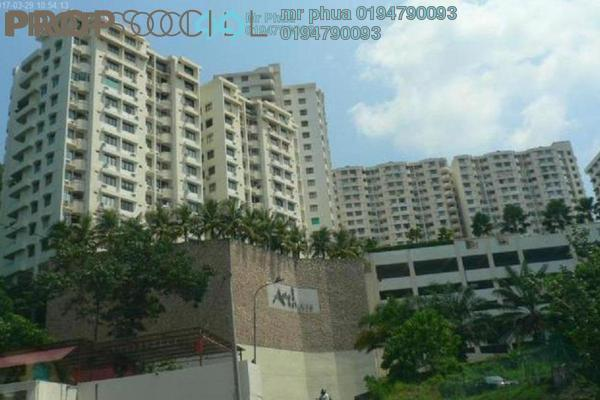 For Sale Apartment at Asia Heights, Farlim Freehold Fully Furnished 3R/2B 420k
