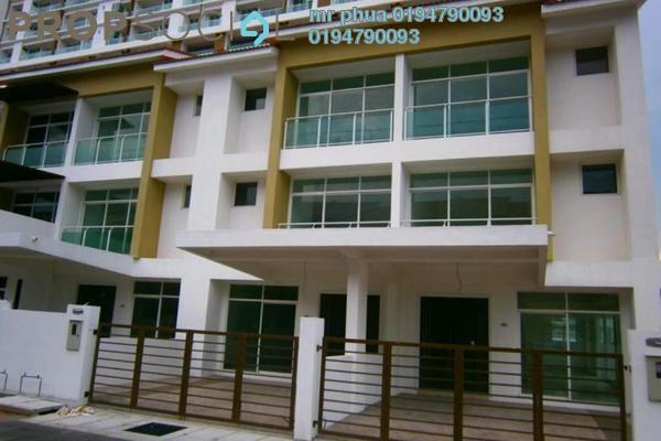 For Rent Condominium at Shineville Park, Farlim Freehold Fully Furnished 3R/2B 1.9k