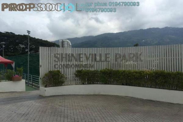 For Sale Apartment at Shineville Park, Farlim Freehold Unfurnished 4R/3B 610k
