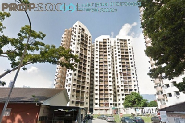 For Sale Condominium at Desa Mawar, Farlim Leasehold Semi Furnished 2R/1B 125k
