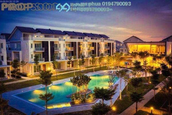 For Sale Terrace at Orange Villa, Bukit Mertajam Freehold Unfurnished 6R/5B 855k