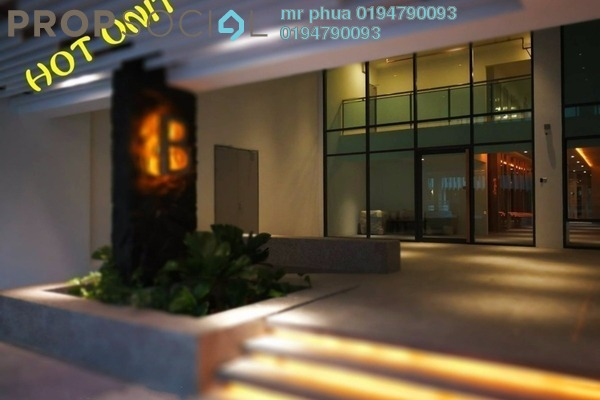 For Sale Condominium at Prominence, Bukit Mertajam Freehold Unfurnished 3R/2B 405k
