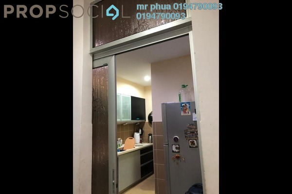 For Sale Condominium at Cassia, Butterworth Freehold Semi Furnished 3R/2B 430k