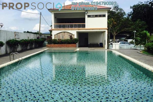 For Sale Condominium at Pantai Apartment, Butterworth Leasehold Fully Furnished 3R/3B 250k