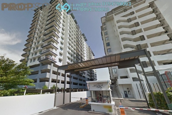 For Sale Condominium at Telaga Emas, Butterworth Freehold Unfurnished 4R/2B 370k