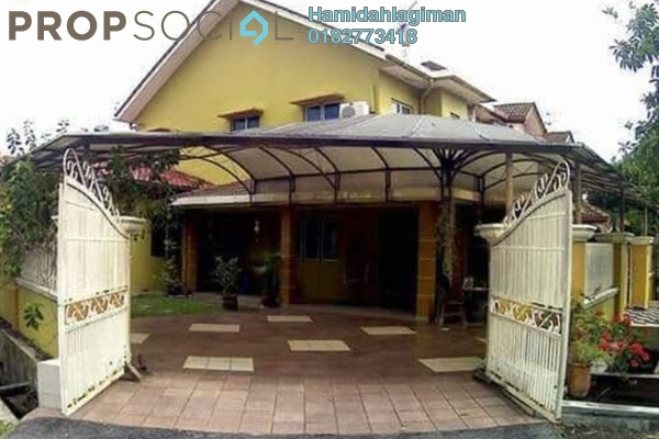 For Sale Terrace at Saujana Impian, Kajang Leasehold Semi Furnished 4R/3B 690k