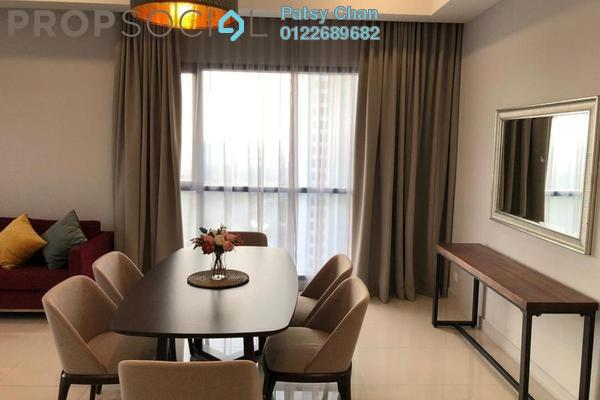 For Rent Serviced Residence at Cyperus Serviced Residence @ Tropicana Gardens, Kota Damansara Freehold Fully Furnished 3R/3B 5k