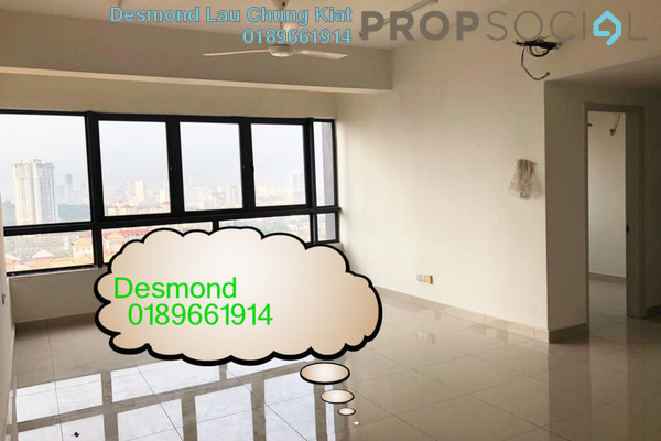 For Rent Condominium at Residence 8, Old Klang Road Freehold Semi Furnished 4R/4B 1.5k