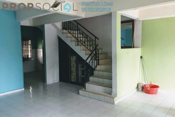 For Sale Terrace at Mahkota Walk, Bandar Mahkota Cheras Freehold Unfurnished 4R/3B 518k