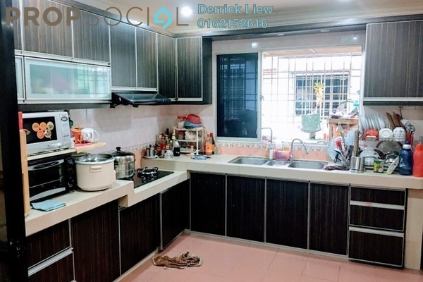 For Sale Terrace at Mahkota Walk, Bandar Mahkota Cheras Freehold Unfurnished 4R/3B 599k