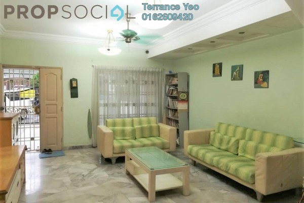 For Sale Terrace at Taman Wawasan, Pusat Bandar Puchong Freehold Semi Furnished 4R/3B 788k
