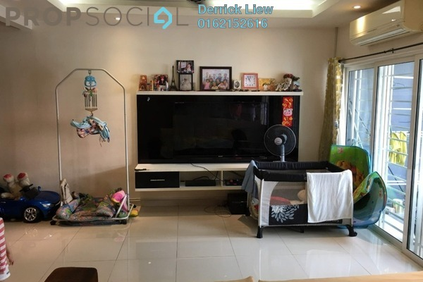 For Sale Terrace at Mahkota Walk, Bandar Mahkota Cheras Freehold Unfurnished 4R/3B 688k