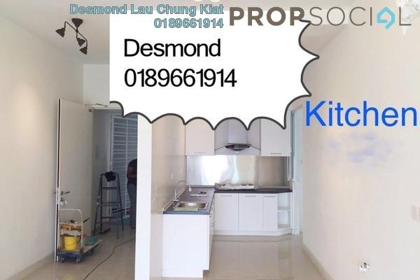 For Rent Condominium at Le Yuan Residence, Kuchai Lama Freehold Semi Furnished 3R/2B 2.5k