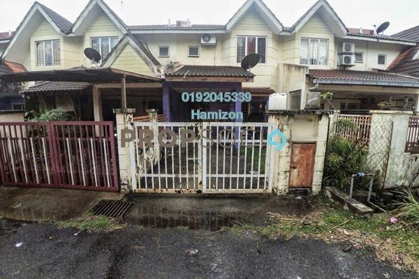 For Sale Terrace at Saujana Impian, Kajang Freehold Unfurnished 4R/3B 420k