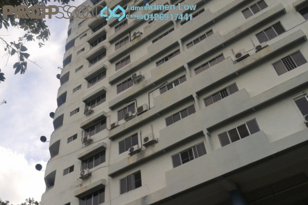 For Sale Condominium at Wangsa Heights, Bukit Antarabangsa Freehold Semi Furnished 3R/2B 280k