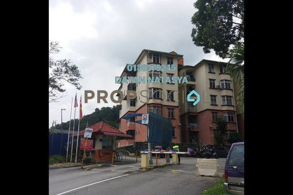 For Sale Condominium at Sri Wira Apartment, Ukay Freehold Unfurnished 3R/2B 245k