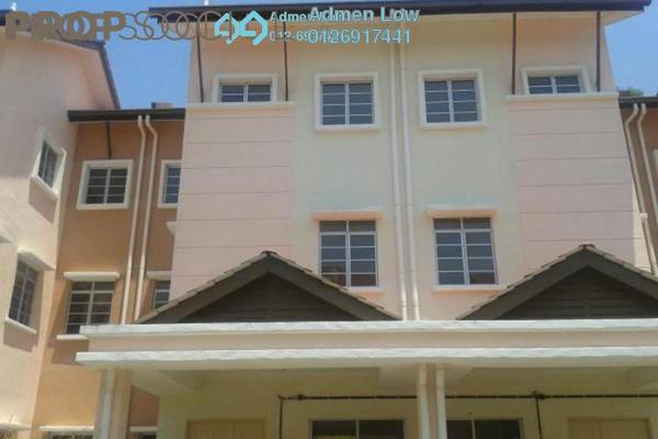 For Sale Terrace at Ukay Perdana, Ukay Leasehold Semi Furnished 5R/5B 700k