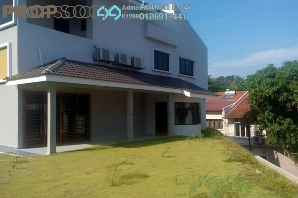 For Sale Bungalow at Taman Sri Ukay, Ukay Freehold Semi Furnished 5R/4B 3.2m