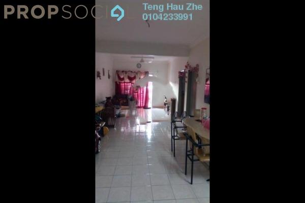 For Sale Condominium at Sri Camellia Apartment, Kajang Freehold Semi Furnished 3R/2B 248k