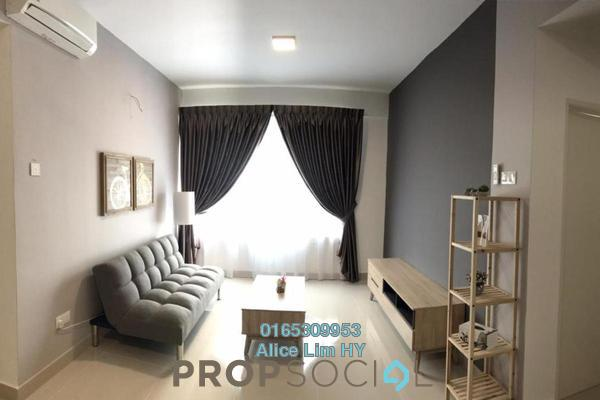 For Rent Condominium at All Seasons Park, Farlim Freehold Fully Furnished 3R/2B 1.7k