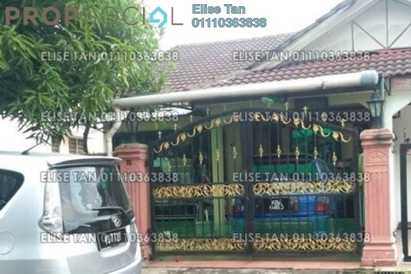 For Sale Terrace at Taman Velox, Rawang Freehold Semi Furnished 3R/2B 222k