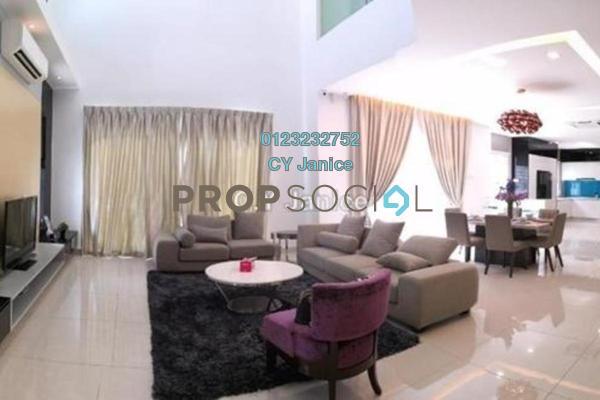 For Sale Semi-Detached at Bandar Baru Sri Petaling, Sri Petaling Freehold Fully Furnished 7R/7B 3.65m