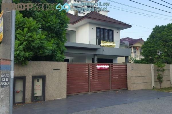 For Rent Bungalow at Taman Ampang Utama, Ampang Leasehold Semi Furnished 5R/4B 13.5k