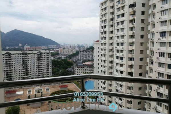 For Rent Condominium at Asia Heights, Farlim Freehold Fully Furnished 3R/2B 1.1k