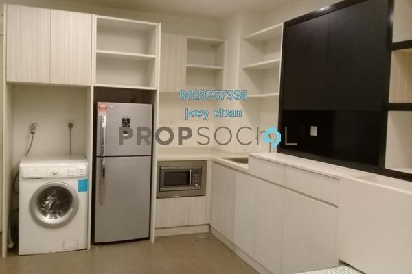 For Rent Condominium at Garden Plaza @ Garden Residence, Cyberjaya Freehold Fully Furnished 1R/1B 1.05k