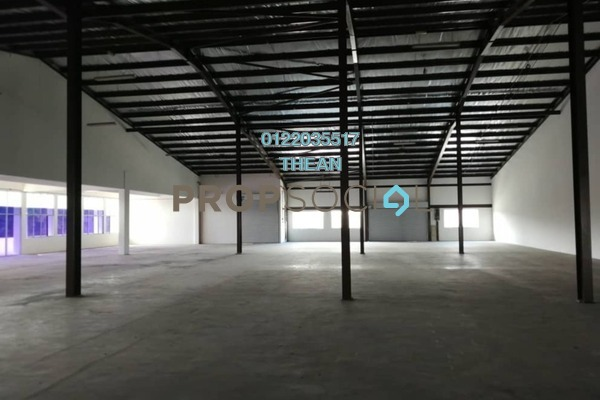 For Sale Factory at Cheras Jaya Industrial Park, Balakong Freehold Unfurnished 0R/2B 16m