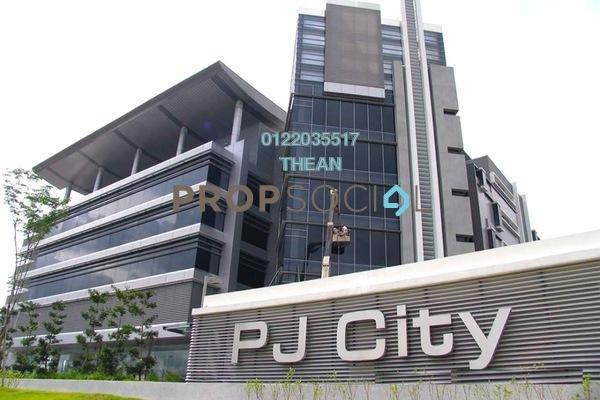 For Rent Office at PJ City, Petaling Jaya Freehold Unfurnished 0R/1B 24.4k