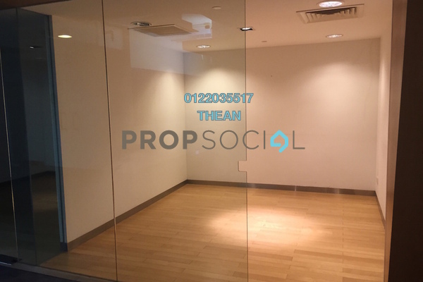 For Rent Office at Bangunan Palm Grove, Shah Alam Freehold Semi Furnished 0R/0B 80k