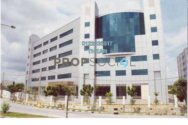 For Rent Office at Hicom Glenmarie, Glenmarie Freehold Semi Furnished 0R/0B 70k