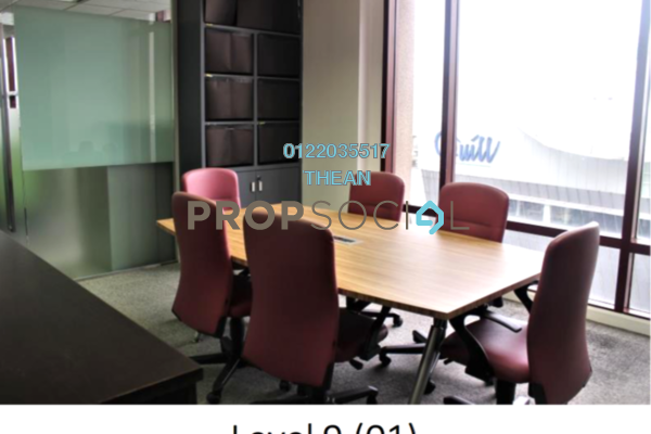 For Rent Office at Faber Imperial Court, Kuala Lumpur Freehold Fully Furnished 0R/0B 5.86k