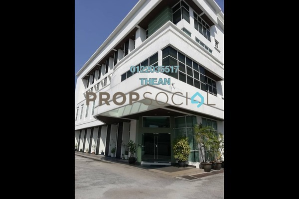 For Sale Factory at Hicom Industrial Estate, Shah Alam Freehold Unfurnished 0R/0B 21m