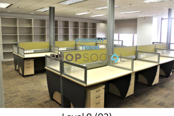 For Rent Office at Faber Imperial Court, Kuala Lumpur Freehold Fully Furnished 0R/0B 6.5k