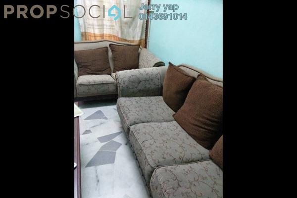 For Sale Terrace at Taman Belimbing, Seri Kembangan Leasehold Semi Furnished 3R/2B 459k