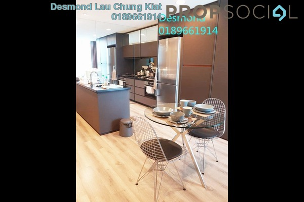 For Rent Condominium at VERVE Suites, Old Klang Road Freehold Fully Furnished 1R/1B 2.1k