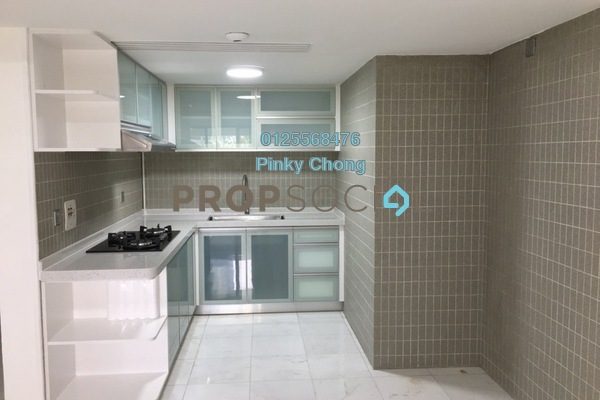 For Sale Condominium at UBN Apartment, KLCC Freehold Semi Furnished 1R/1B 850k