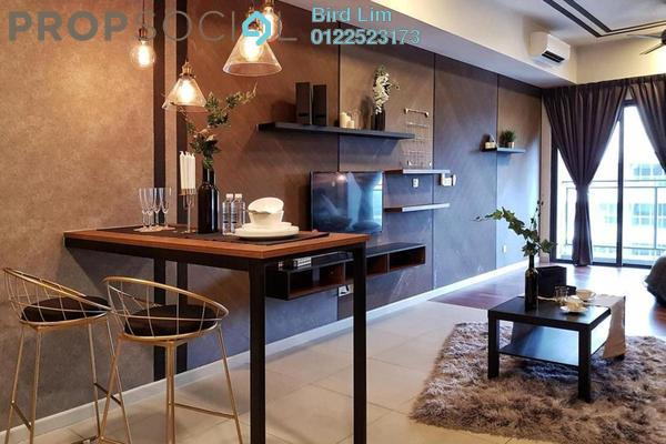 For Rent Condominium at Section 17, Petaling Jaya Freehold Fully Furnished 1R/1B 2k