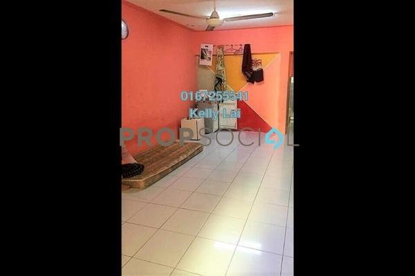 For Sale Apartment at Pelangi Magna, Kepong Freehold Semi Furnished 3R/2B 188k