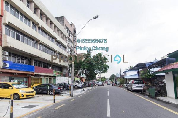 For Sale Shop at Jalan Raja Bot, Chow Kit Freehold Semi Furnished 0R/0B 2.45m