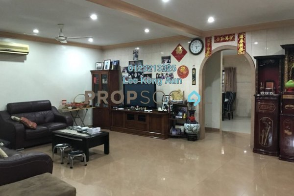 For Sale Terrace at Taman Klang Utama, Klang Freehold Fully Furnished 5R/3B 750k