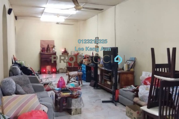 For Sale Terrace at Taman Klang Utama, Klang Freehold Semi Furnished 4R/2B 420k