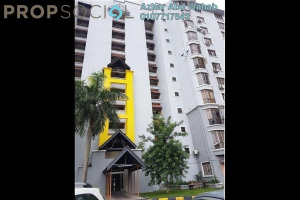 For Sale Condominium at Aman Apartment, Bandar Sunway Freehold Semi Furnished 3R/2B 310k