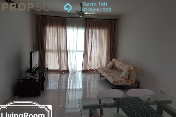 For Rent Condominium at Kiara Designer Suites, Mont Kiara Freehold Fully Furnished 3R/2B 3k