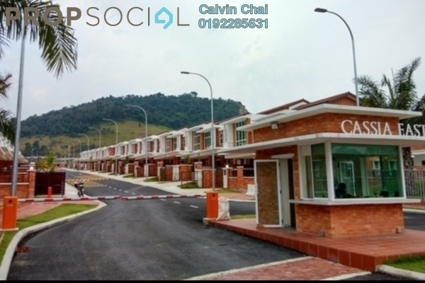 For Sale Terrace at Goodview Heights, Kajang Freehold Semi Furnished 5R/5B 760k