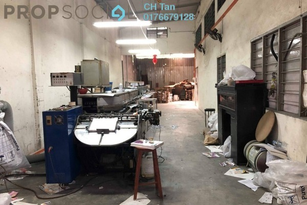 For Rent Factory at Chan Sow Lin, Kuala Lumpur Freehold Unfurnished 0R/0B 10.5k