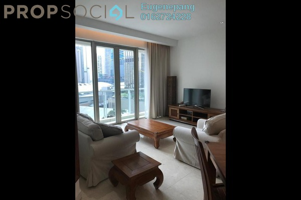 For Rent Condominium at Marc Service Residence, KLCC Freehold Fully Furnished 4R/4B 7.3k
