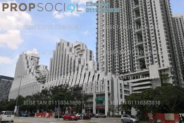 For Sale SoHo/Studio at Pan'gaea, Cyberjaya Freehold Semi Furnished 1R/1B 267k